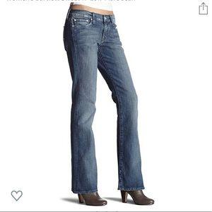 Lucky Brand Bartlett Sweet n Low Bootcut Jean 6S